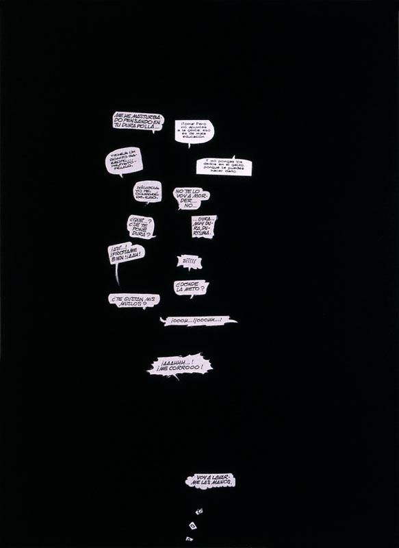 Conversaciones a oscuras. 1997