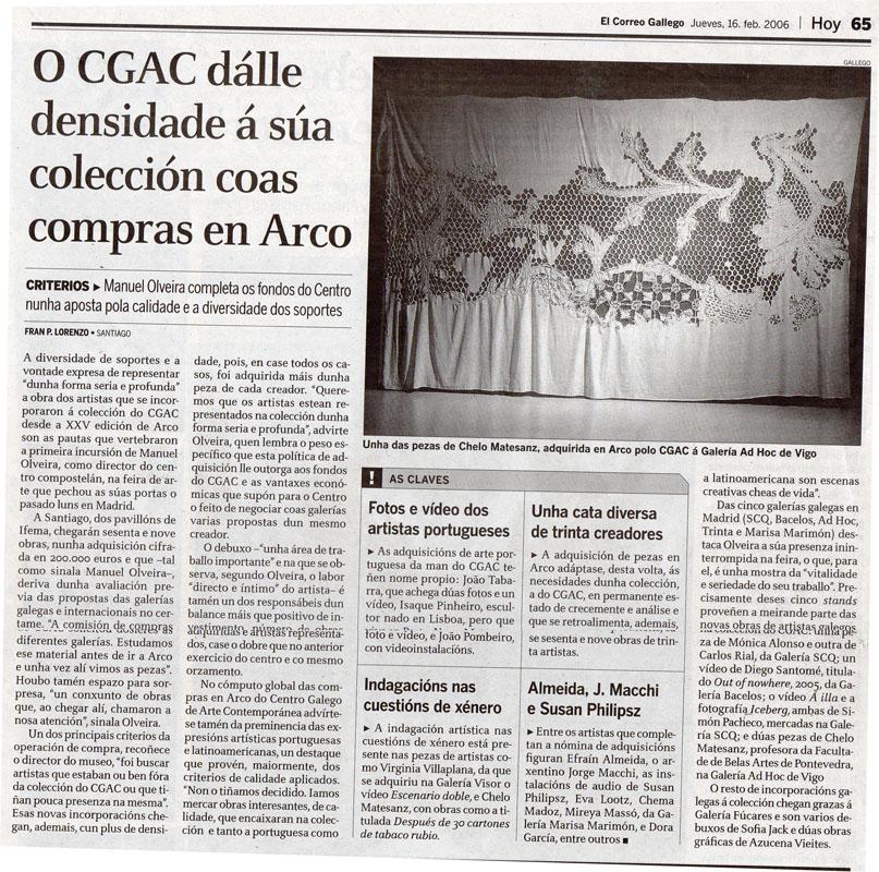 Adquisición del CGAC