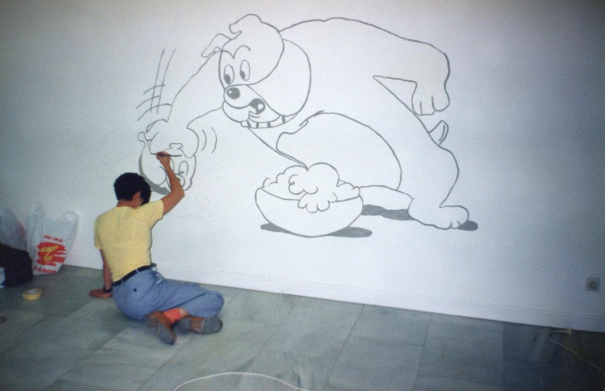 Chelo Matesanz Artista