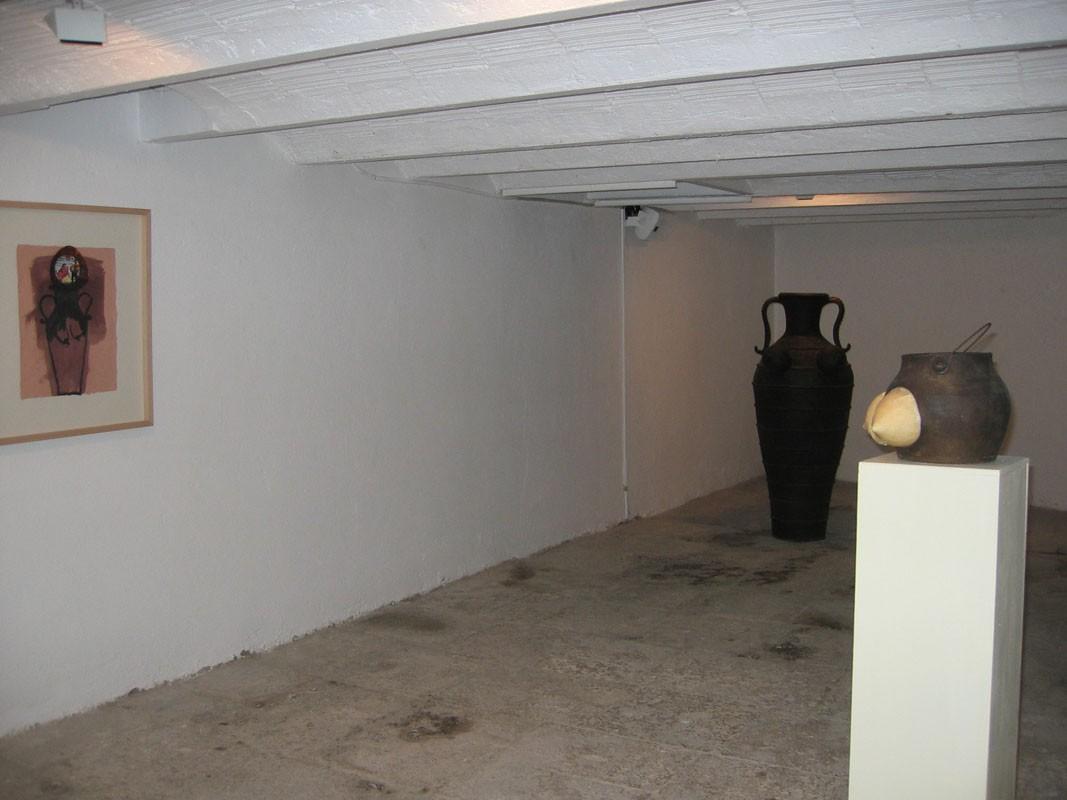 Instalación, cortesía Galería Magda Bellotti. Madrid.