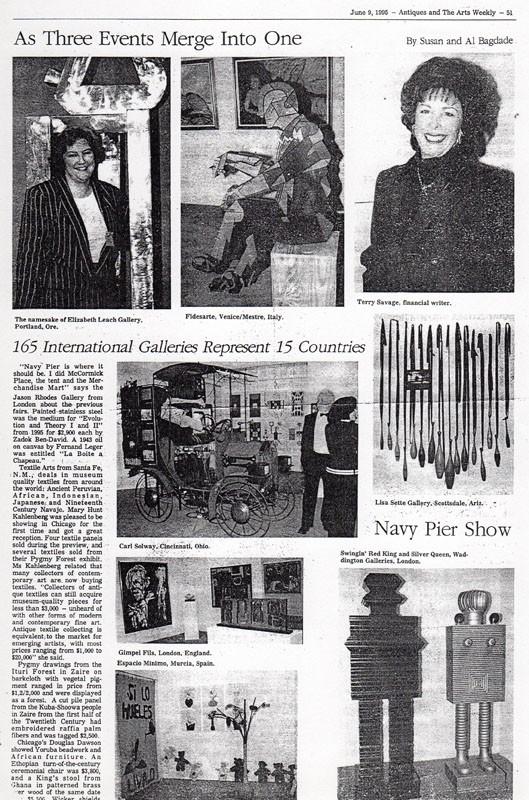 Noticias, Chicago, 1995