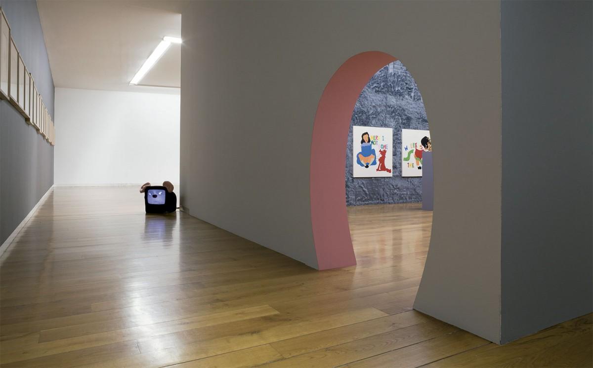 Vista da exposición Chelo Matesanz. As miñas cousas en observación, CGAC, Santiago de Compostela, 2014. Fotog. Mark Ritchie.jpg